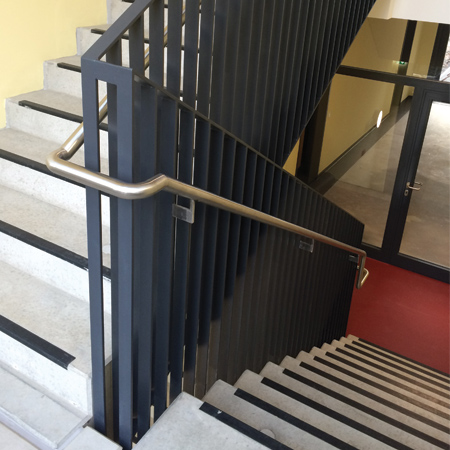 Stair fences